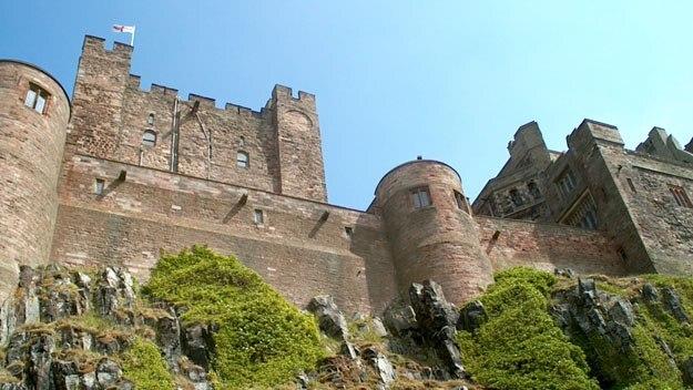Castle of the Saxon Kings