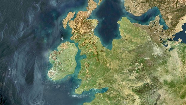 Britain's Drowned World