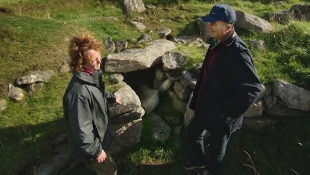 Episode 4 - The Giant's Grave, Fetlar, Shetland