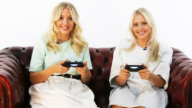 Alana and Lisa Macfarlane - The Mac Twins
