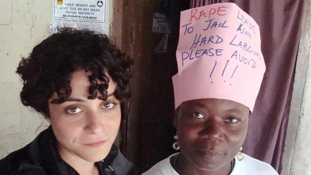 Liberia: Stolen Childhood