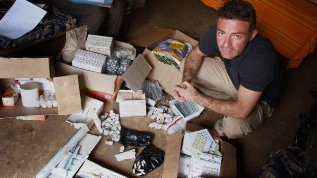 Oliver Steeds in Uganda