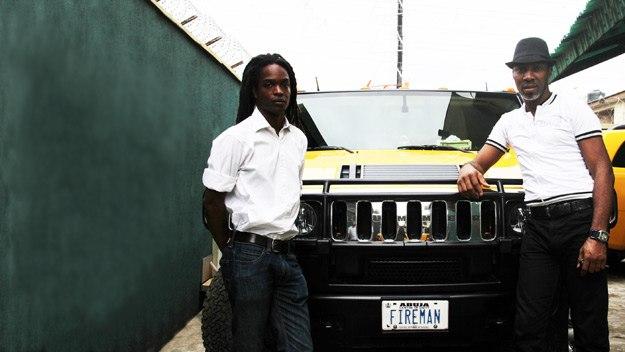 Seyi Rhode & Dr Fireman