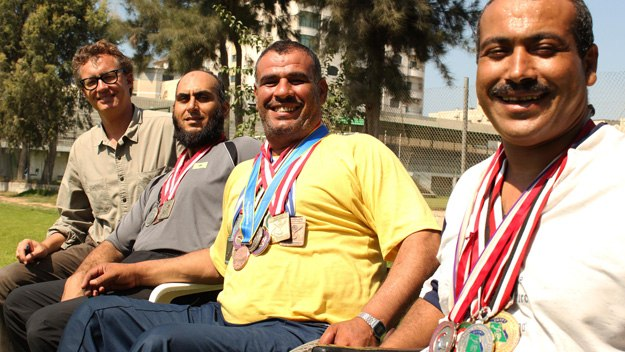Going for Gold in Gaza