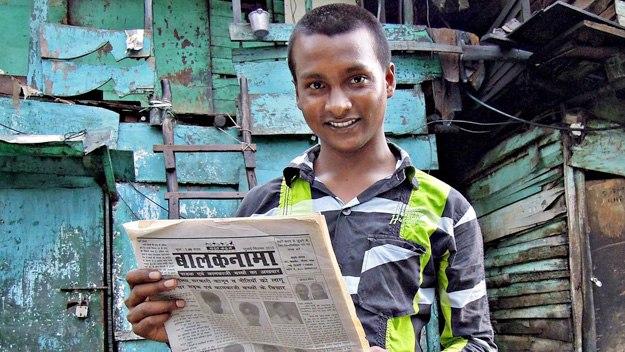 India: Slumkid Reporters