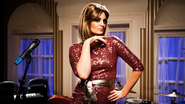 A celebrity impression show from Morgana Robinson and Terry Mynott that mocks our beloved stars and satirises a culture bamboozled by trivia, gossip and regurgitated ideas