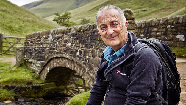 Tony Robinson embarks on spectacular walks through some of Britain's most historic landscapes in search of the richest stories from our past