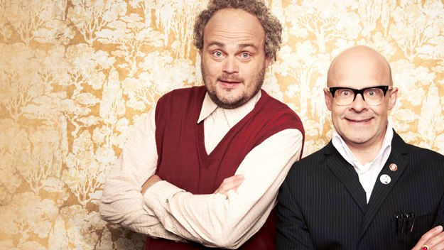 Whatever Happened to Harry Hill?