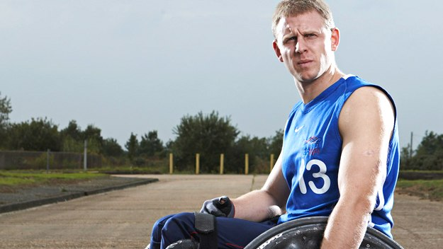 Wheelchair Rugby Highlights: London Prepares series