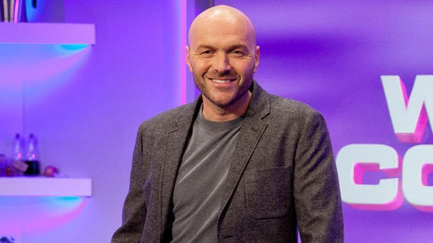 Two teams answer questions to win good or bad ingredients to use in a dish that they hope will impress host Simon Rimmer and his guest judge