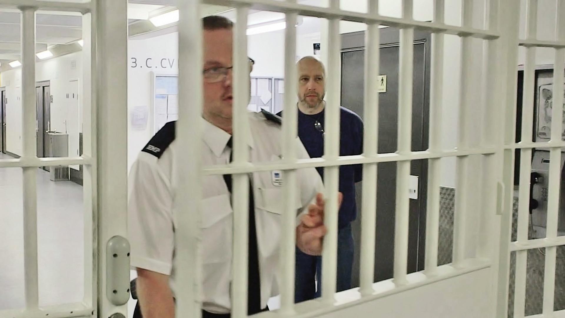 Life Behind Bars: Visiting Hour