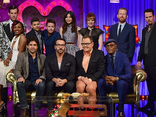Chatty Man Guests - Series 14