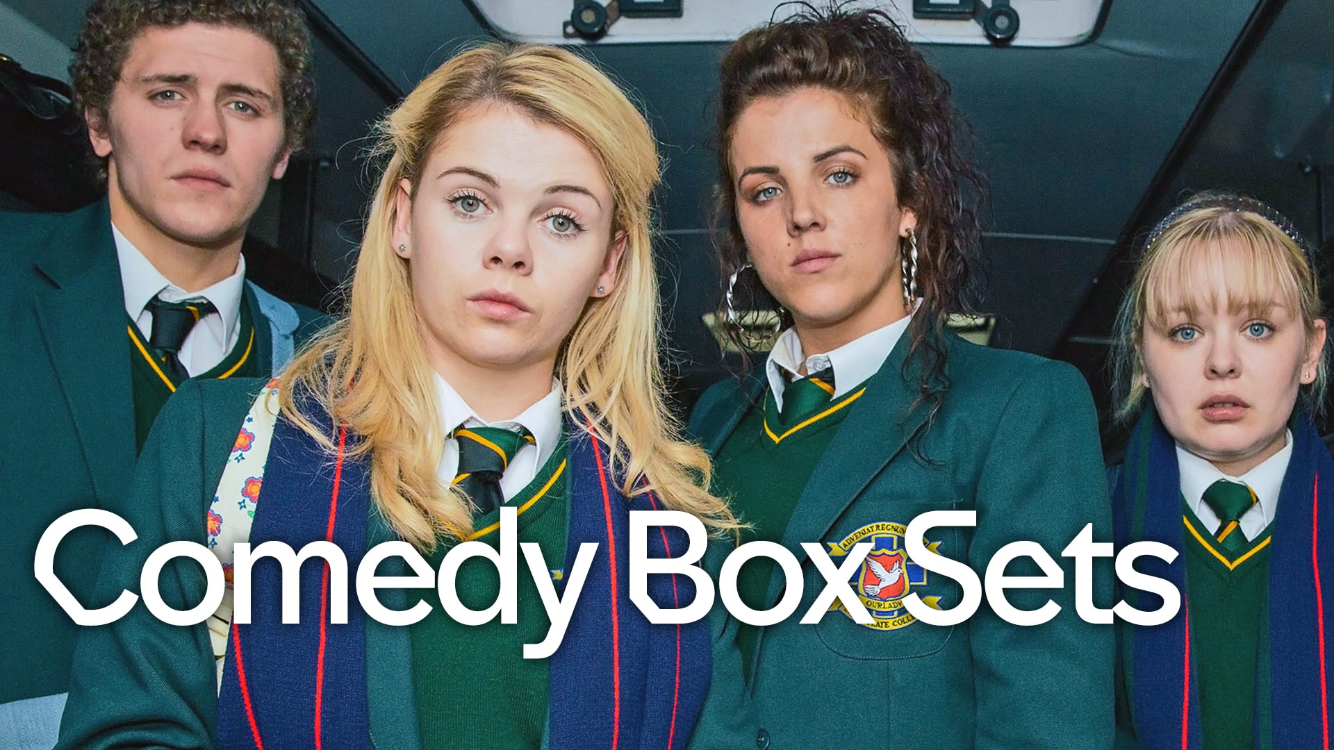 Comedy Box Sets
