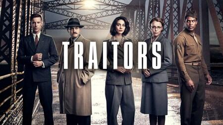 Traitors e490f0a173d5