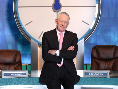 Nick Hewer on Countdown
