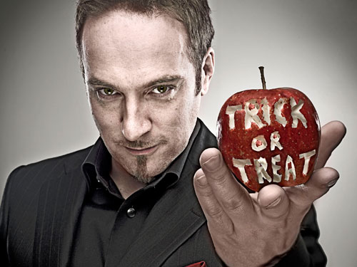 Trick or Treat Interview