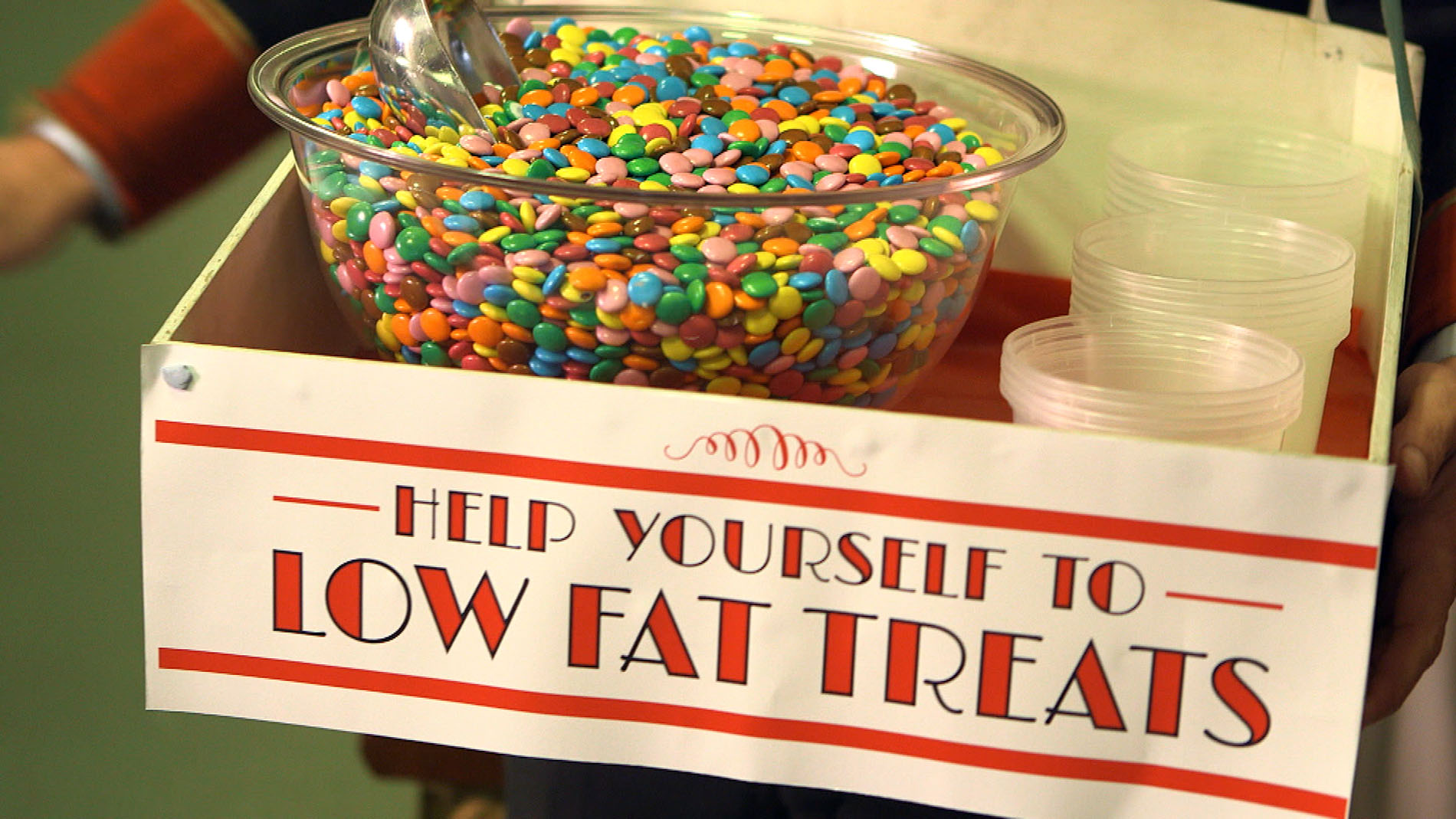 The Truth about Low Fat Food