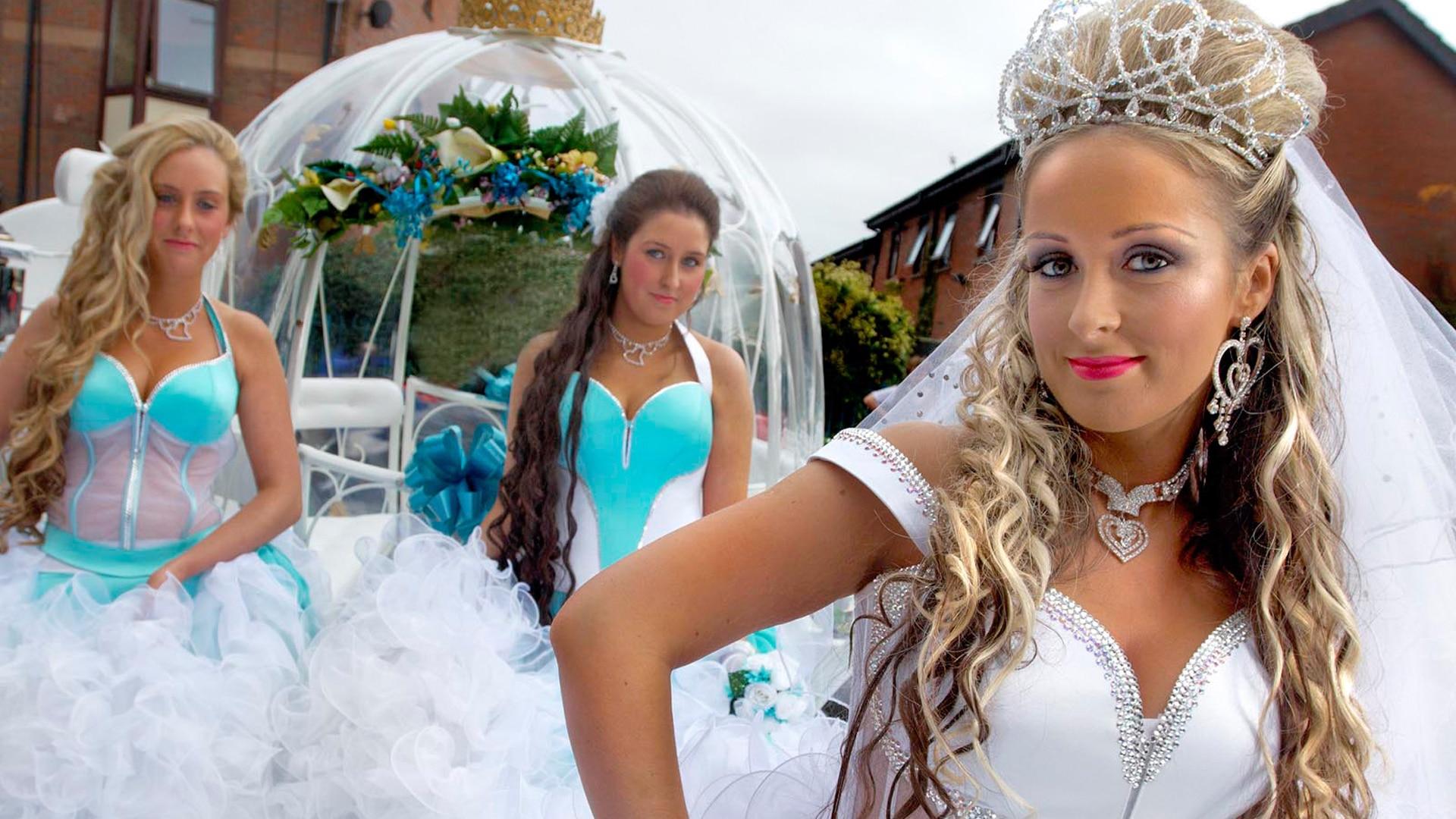 Dont tell the bride all 4 big fat gypsy weddings ccuart Gallery