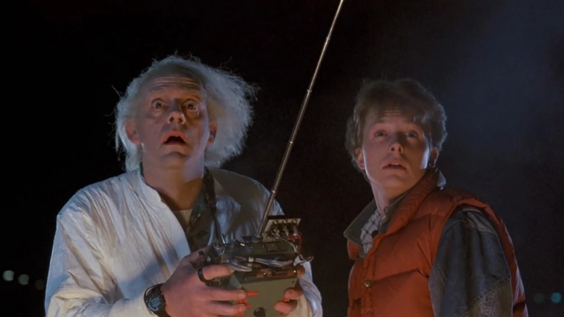 Back To The Future Trilogy on Film4