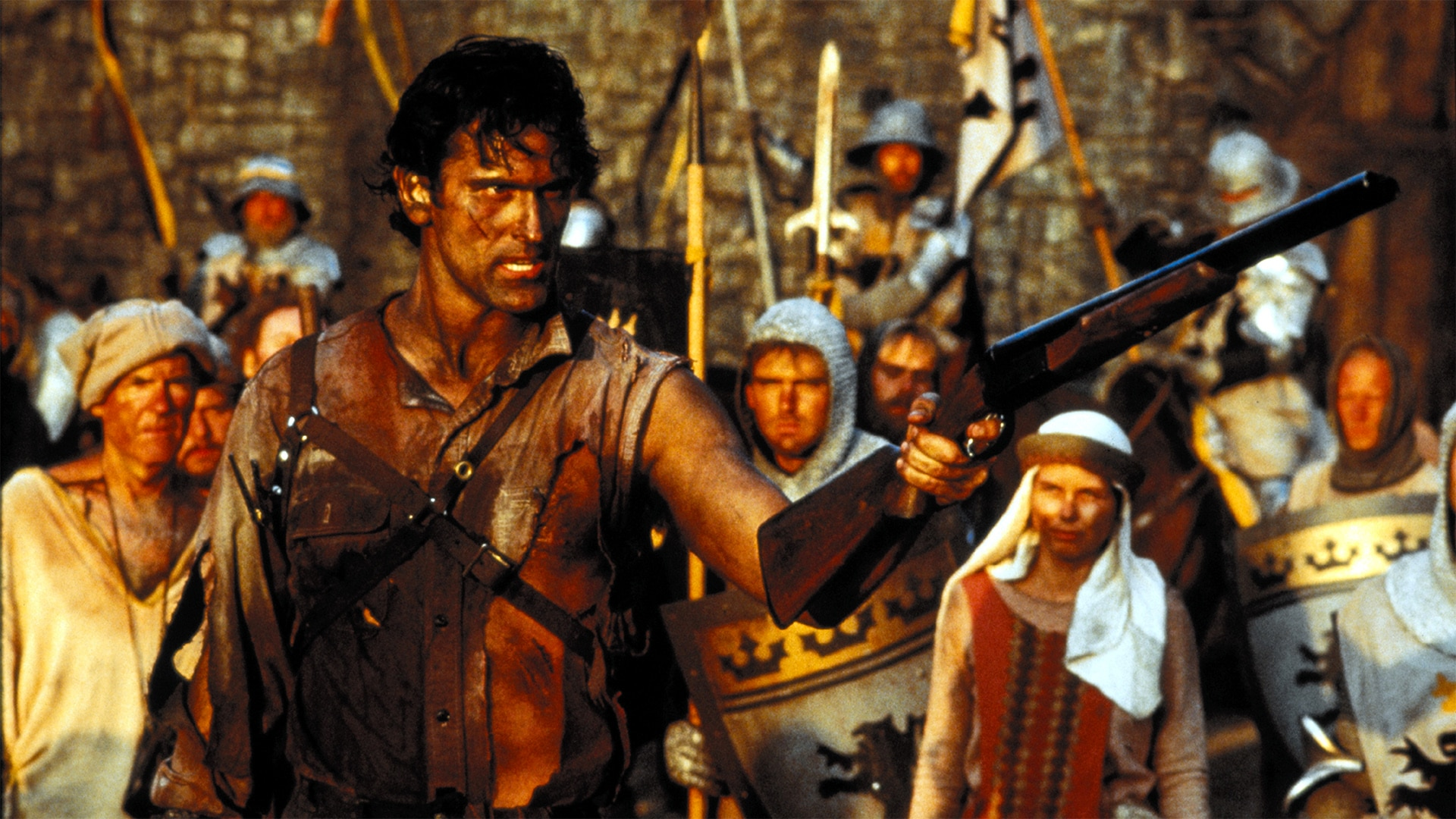 Army Of Darkness vs Army Of Darkness