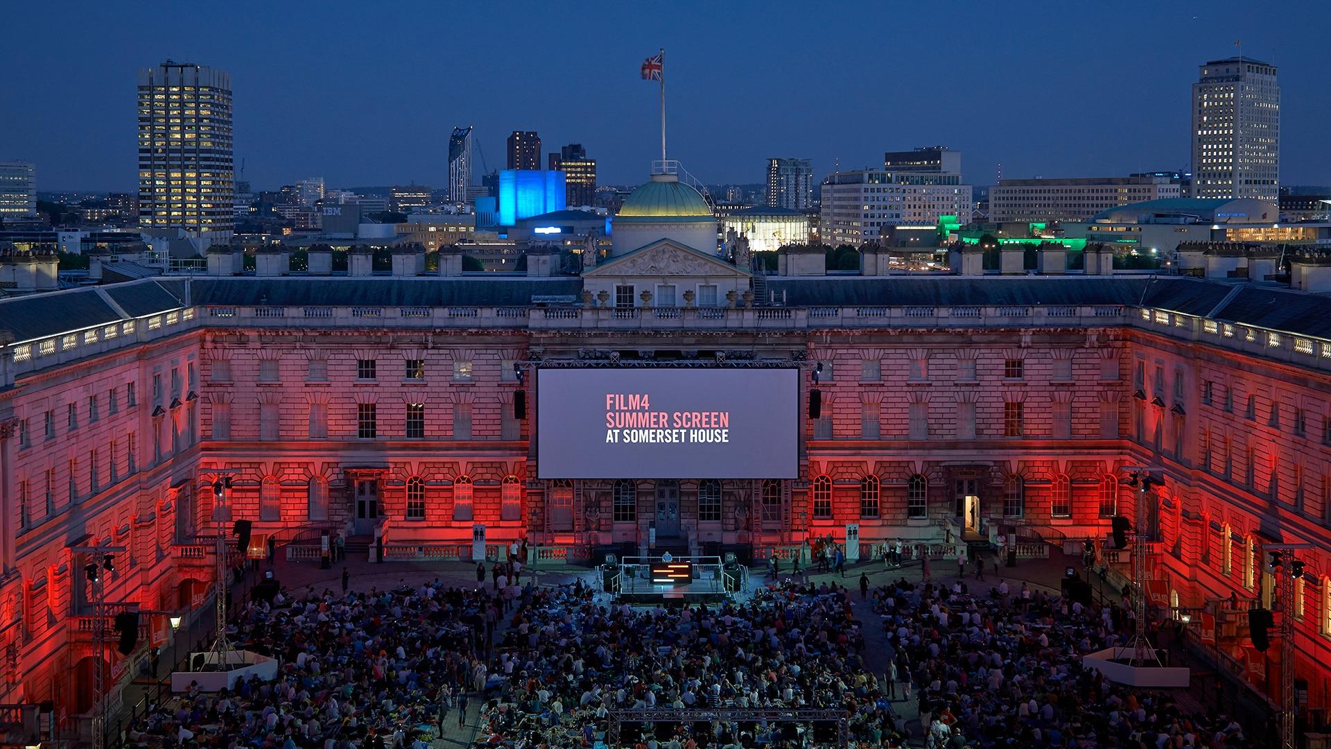 Film4 Summer Screen at Somerset House 2018