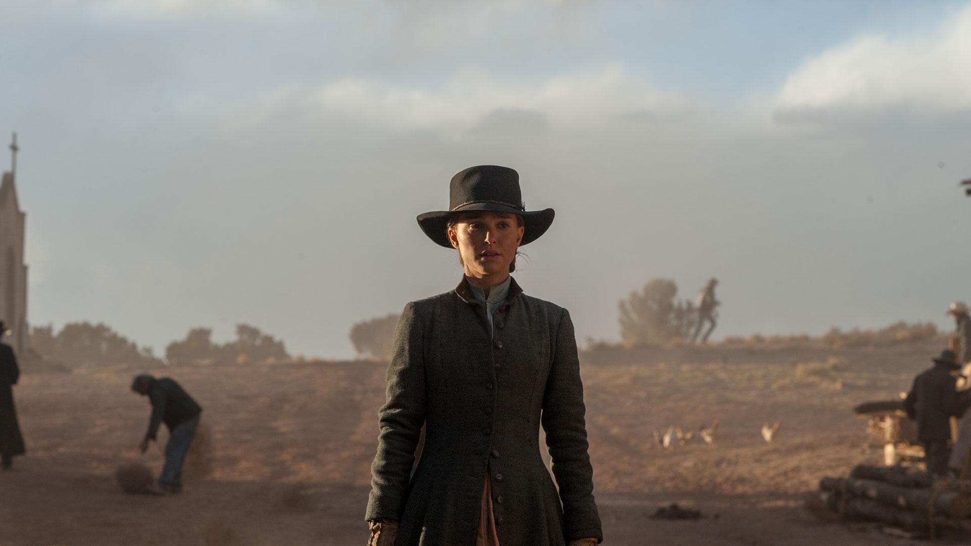 Jane Got A Gun on Film4