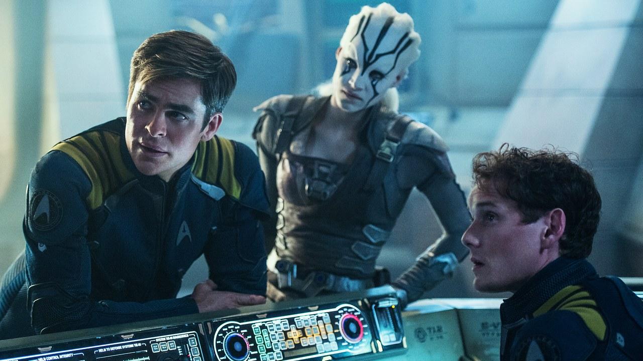 Star Trek Beyond on Film4