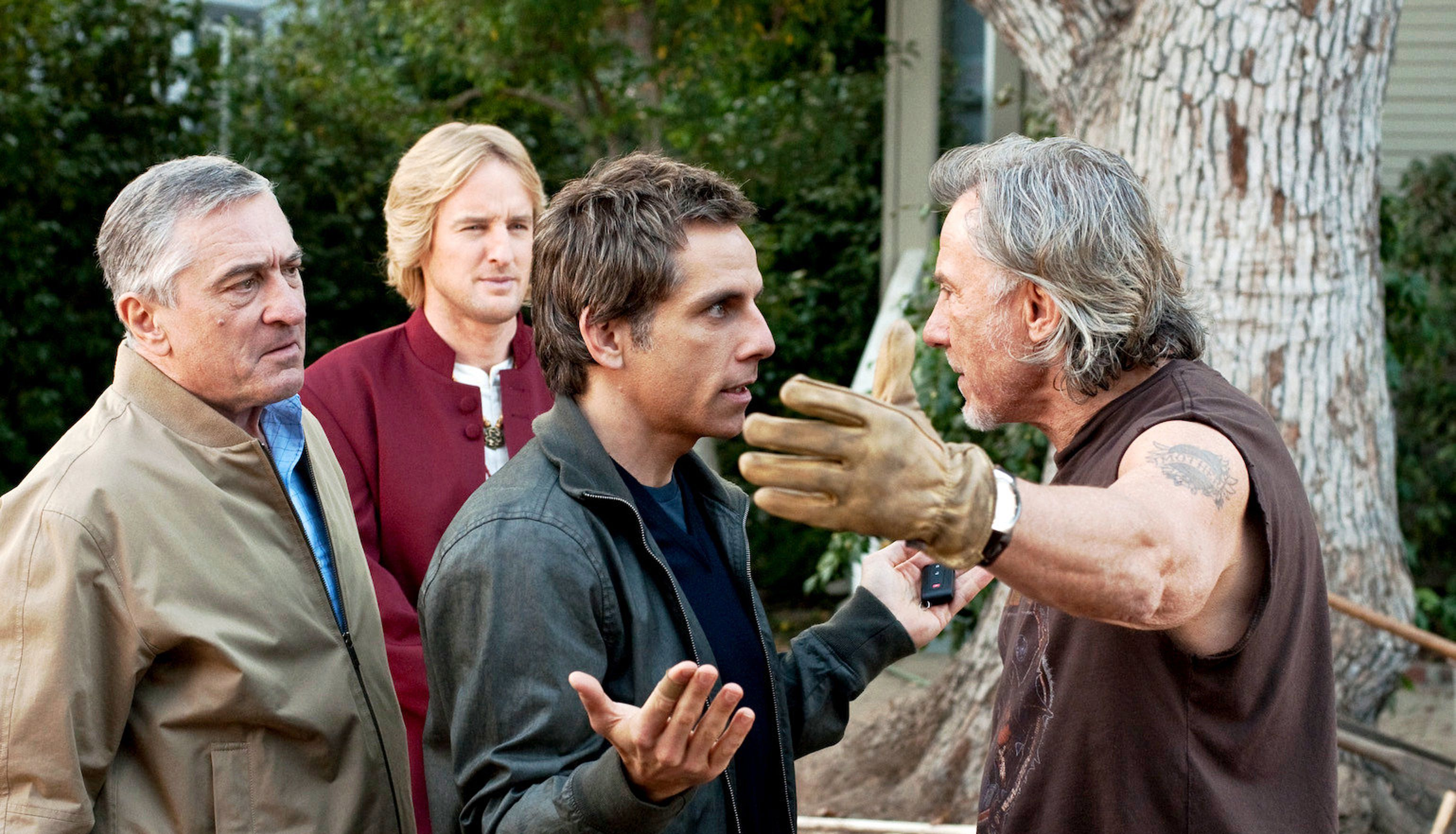 On TV: Little Fockers