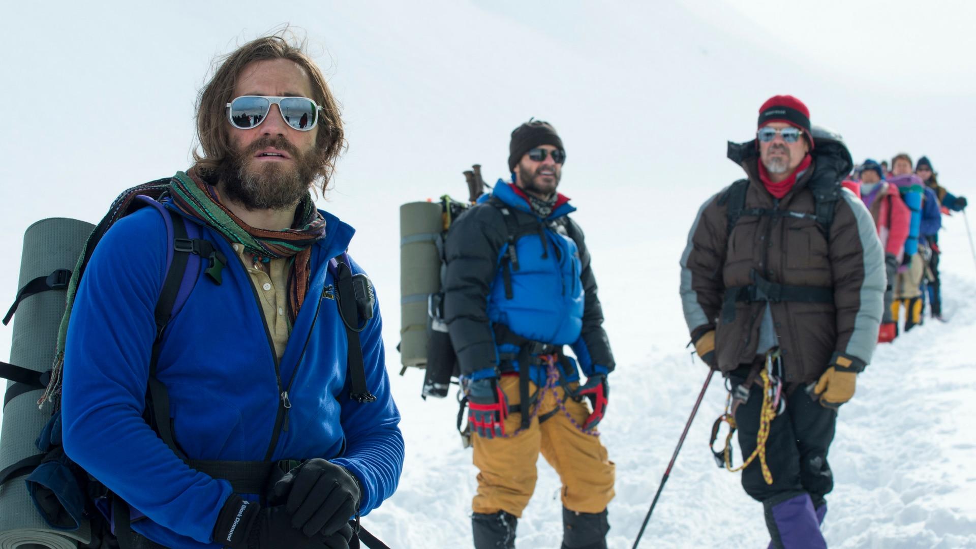 Everest on Film4