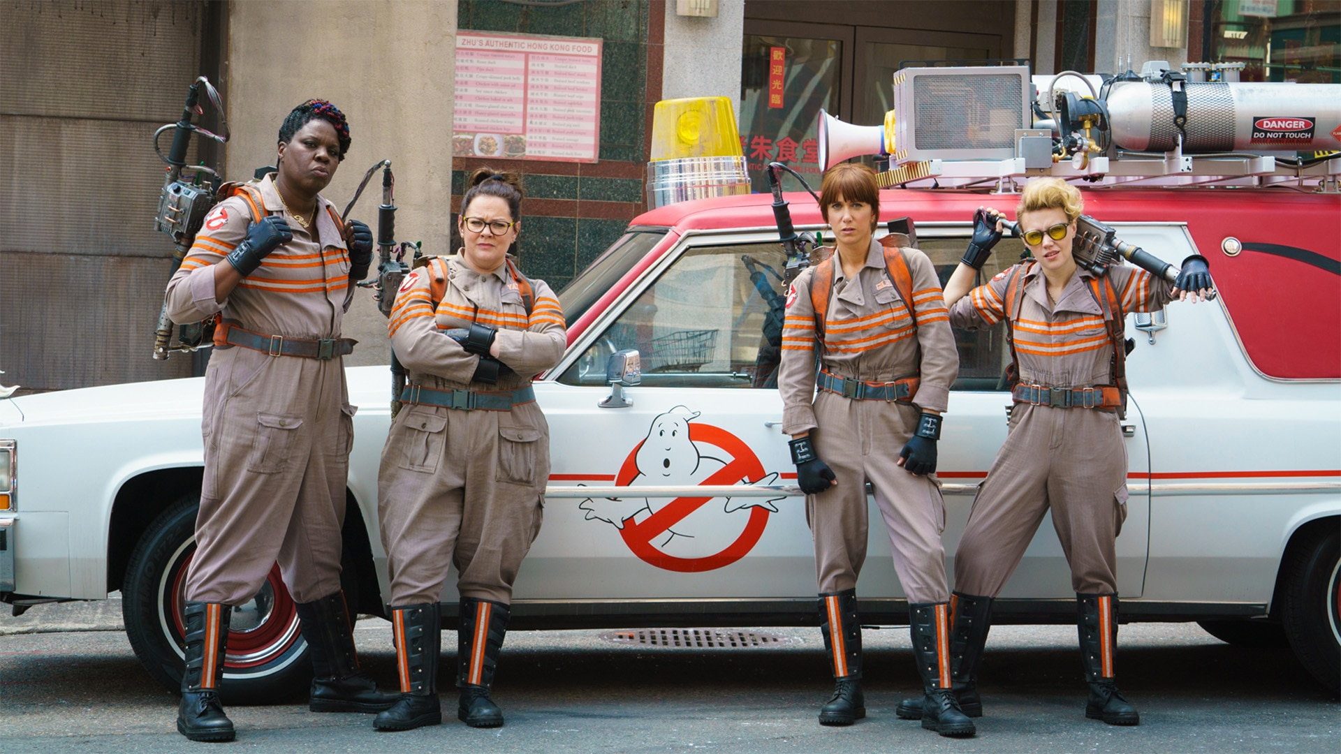 Ghostbusters (2016) on Film4