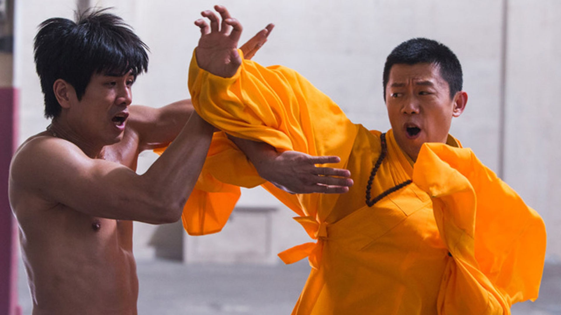 On TV: Birth of the Dragon