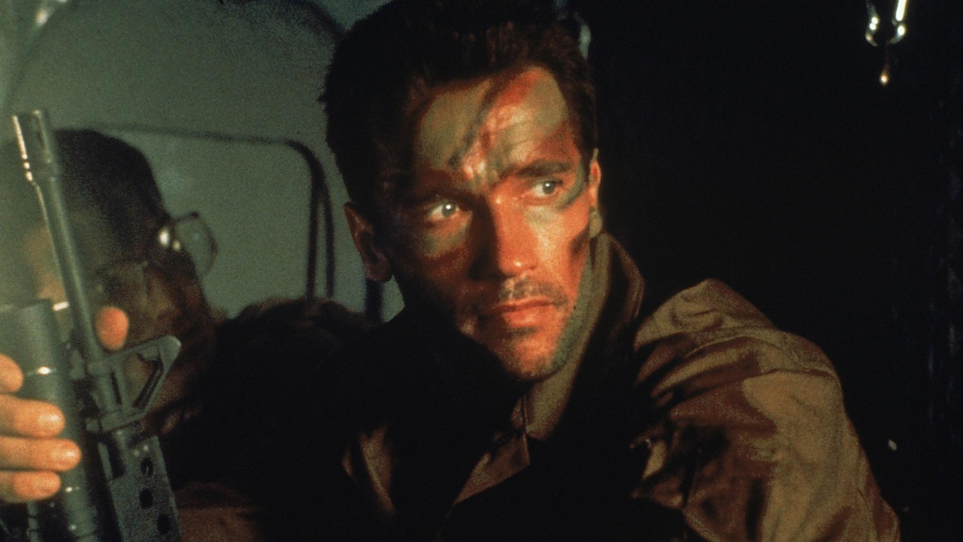 Predator Double Bill on Film4