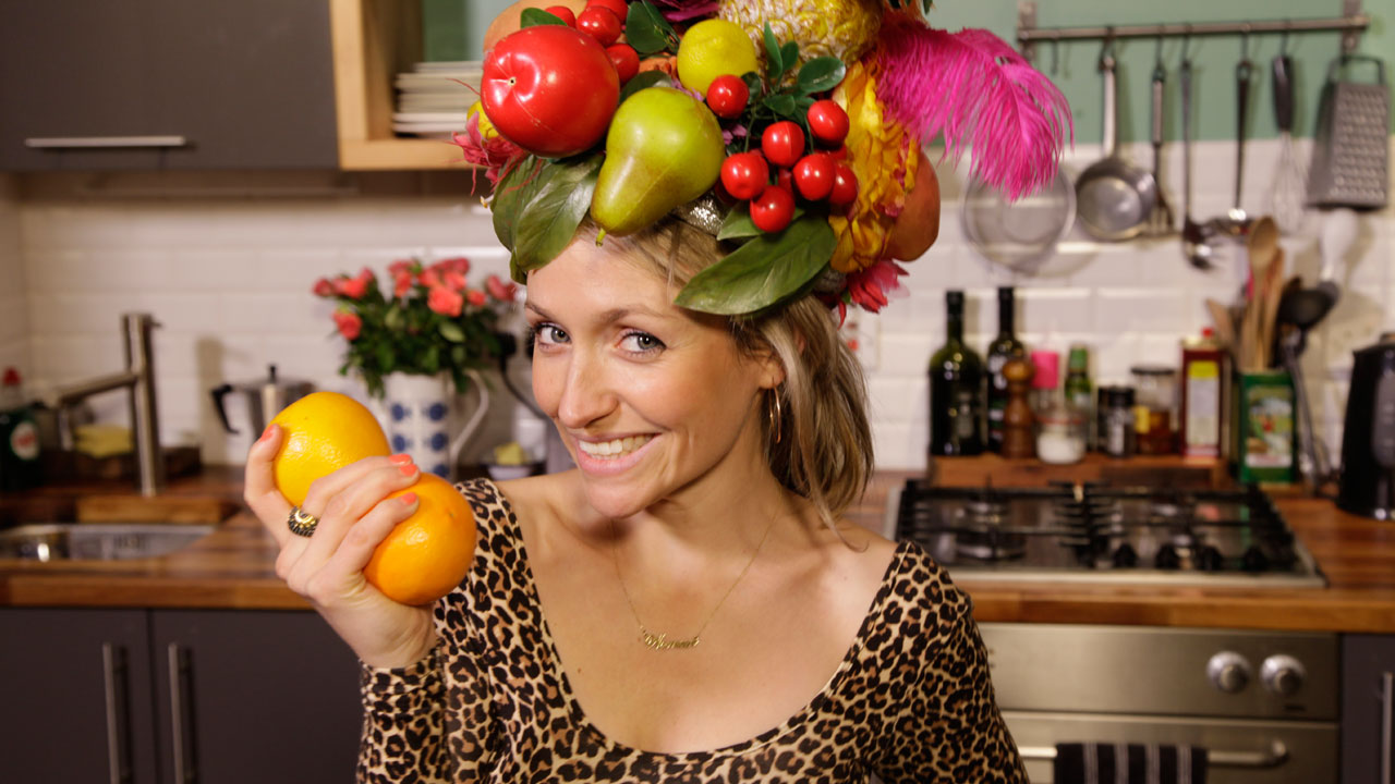 Kate Quilton in Food Secrets