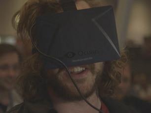 'Oculus Drift' demo
