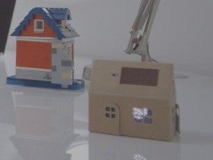 Casagami Solar Light House