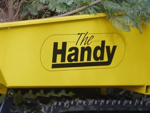 The Handy Tracked Mini Transporter