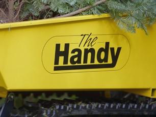 The Handy Tracked Mini Transporter