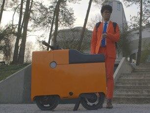 The BOXX Bike