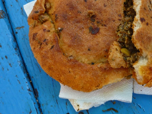 Camel Hump Pasty Recipe