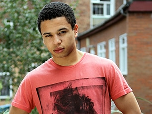 Ex 'Oaks Star Calvin Demba is Back for Youngers Series 2