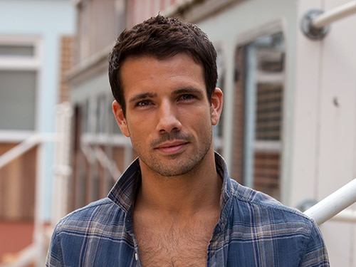 Danny Mac to Leave Hollyoaks