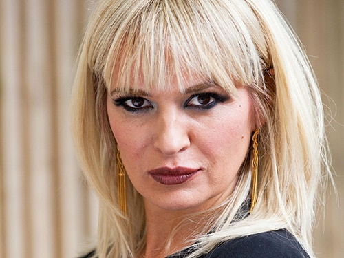 Hollyoaks Cast 'Venomous Vixen' Ashley Davidson