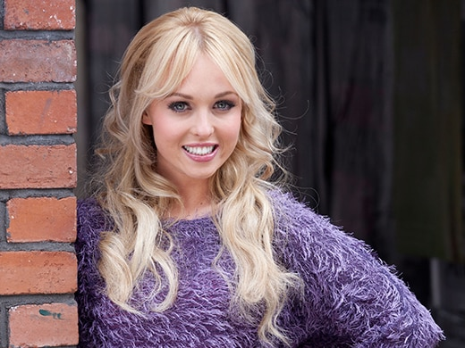 Theresa McQueen is Coming Back!