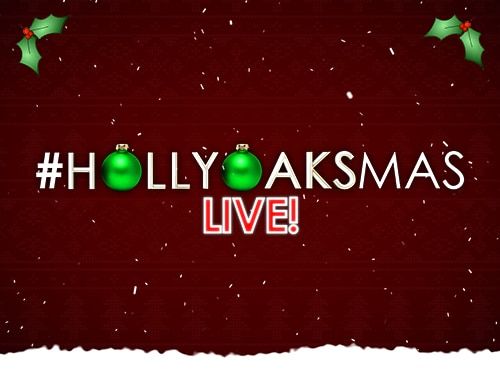 Watch #Hollyoaksmas LIVE!