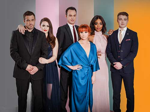 Vote Hollyoaks at The British Soap Awards 2017!