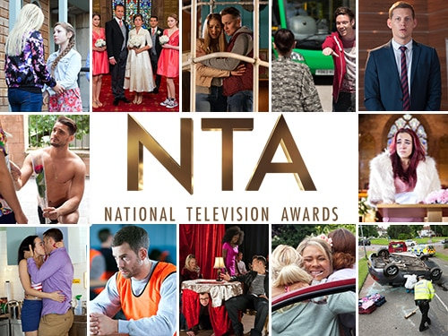 Hollyoaks Needs Your Votes at the National Television Awards 2015!