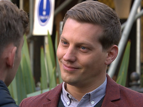 FriYAY: An Interview with James Sutton (John Paul)
