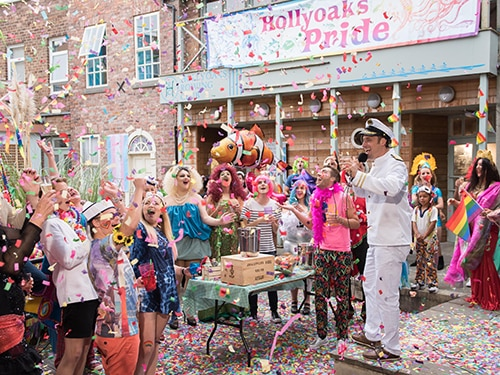 Vote Hollyoaks at the British Soap Awards 2016