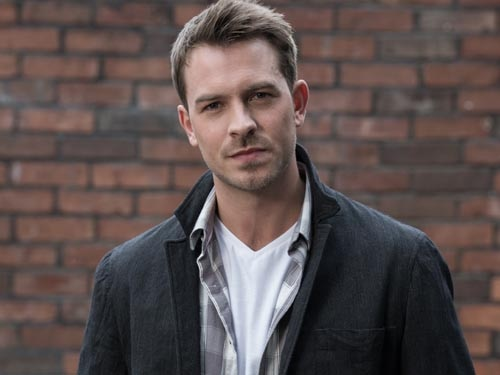 Ashley Taylor Dawson in Strictly Come Dancing