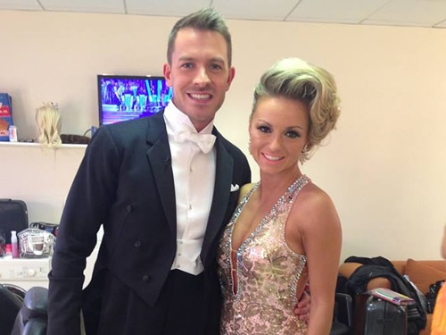 Ashley Taylor Dawson Needs Your Support On Strictly